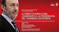 'Pepunto' Rubalcaba y Rajoy