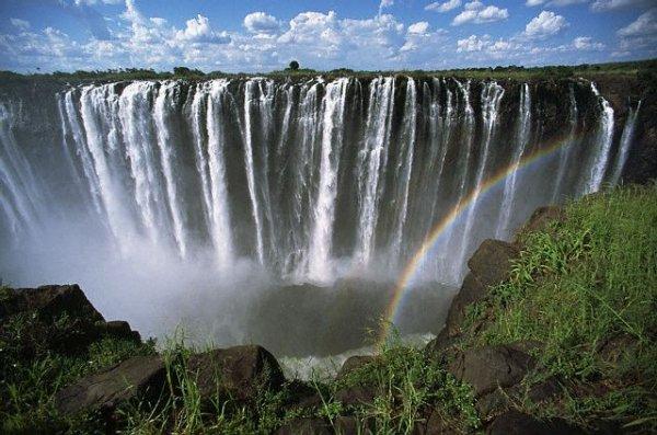 Aventuras en Victoria Falls