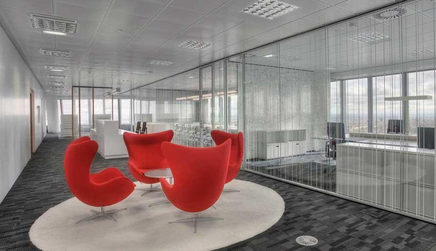 Alquilar departamentos como oficinas para nuevas empresas