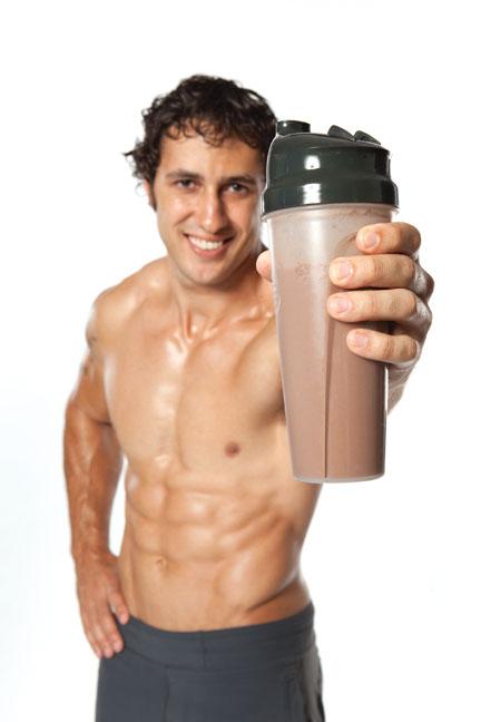 Batidos de proteínas, una opción sana