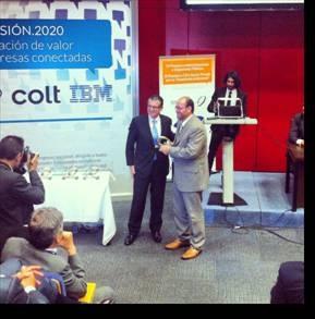 El Organismo Autónomo Provincial de Gestión Tributaria de Toledo ganador del Premio @asLAN en la categoría de Administración local – Servicios