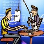 ¿Cómo ayuda un detective en casos de ofertas de empleo falsas?