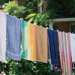 ¿Cómo quitar la humedad de las toallas?