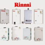 Diferenciais do aquecedor Rinnai