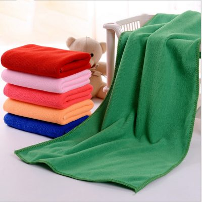 toallas microfibra