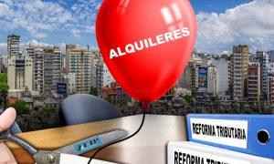 Reforma tributaria, reperciones en los alquileres
