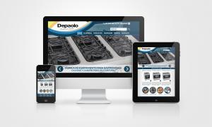 Lanzamiento del nuevo sitio web de Depaolo