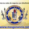 ¿Cómo organizar las transferencias por medio de UltraPoint (UPX)?