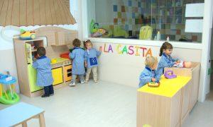 Seguridad en muebles para niños