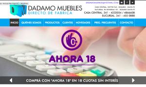 Dadamo Muebles – Fabrica de Muebles en Rosario