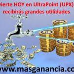 Ultrapoint, una criptomoneda que te dará altas utilidades