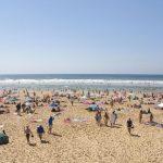 El verano dice presente en la costa Argentina