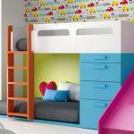 Realizan estudio para saber cual es el dormitorio ideal para niños