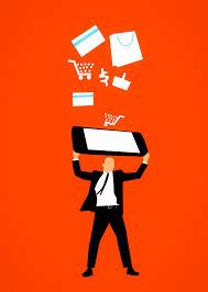 Aumento de compras por Internet