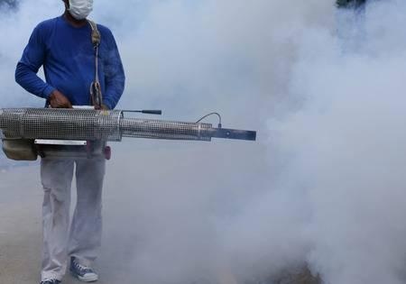 Control de plagas durante pandemia