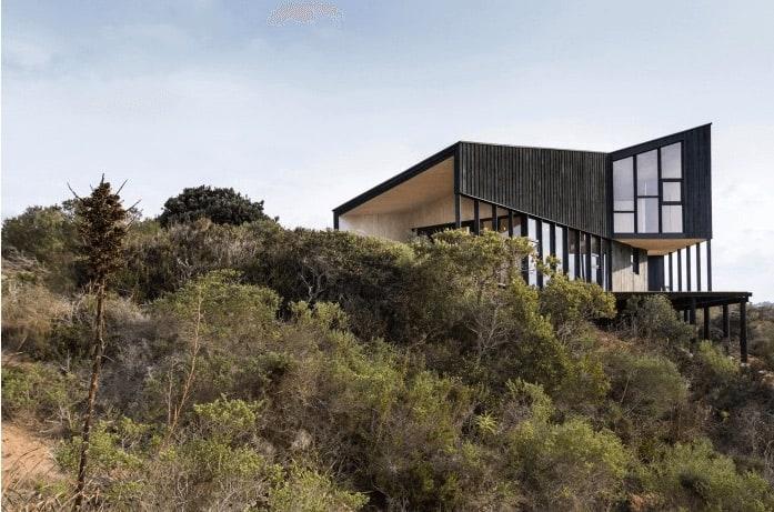 Diseño en las colinas